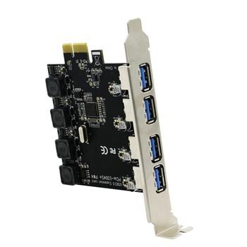 PCI-E 4 Port Sata Card (CC-USB3)