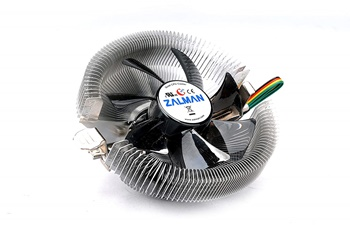 Zalman Cooling Heatsink and Fan