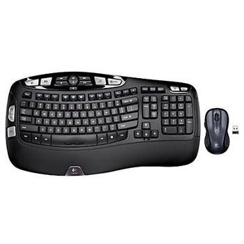 Logitech MK550 Wireless Keyboard/Mouse