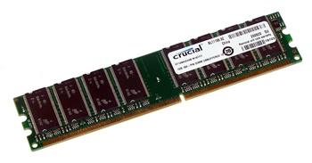 1 GB DDR1 Desktop Memory