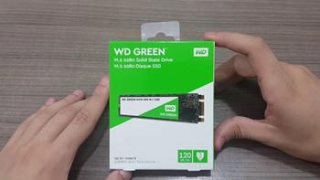 120 GB M.2 SSD