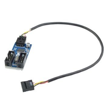 USB 2.0 Header Splitter Cable (CB-HEADER-SPL)