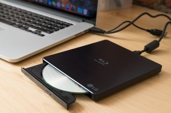 External Blue Ray Optical Drive