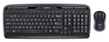 Logitech MK320 Wireless Keyboard/Mouse