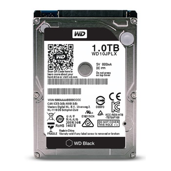 1 TB Laptop Hard Drive
