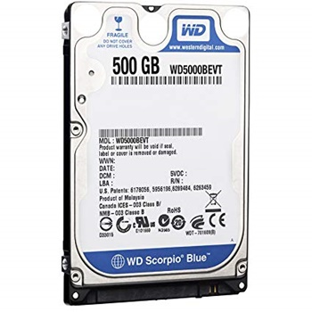 500 GB Laptop Hard Drive