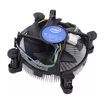 Intel CPU Heatsink and Fan