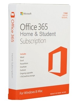 365 Microsoft Office Home (Subscription)