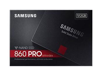 Samsung 512 PRO SSD