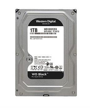 Western Digital Black 1 TB Hard Drive