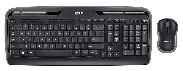 Logitech MK320 Wireless Keyboard/Mouse